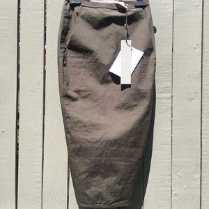 NWT Rick Owens Pencil Skirt Size 2